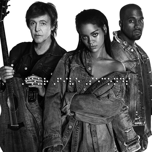 rihanna - fourfiveseconds