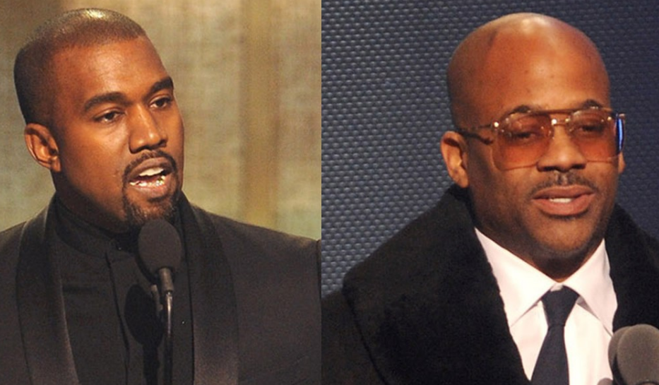 dame dash kanye west - bet honors