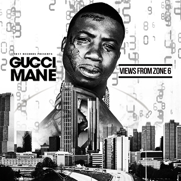 gucci mane - views from the 6