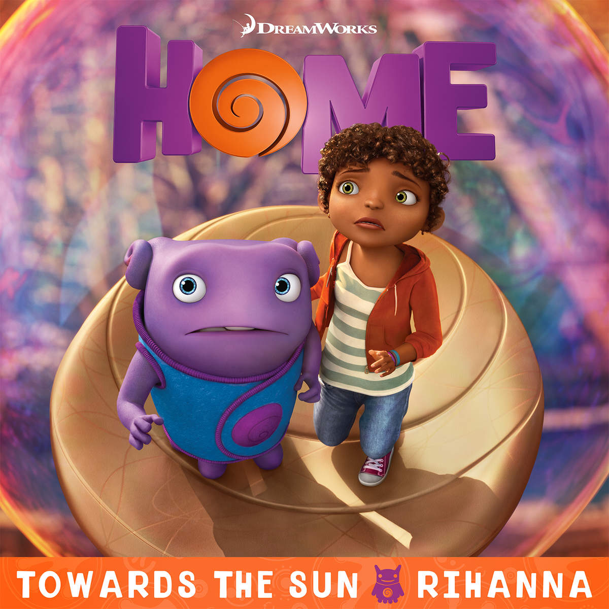 Rihanna - Towards the Sun