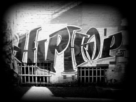 Hip Hop graffiti