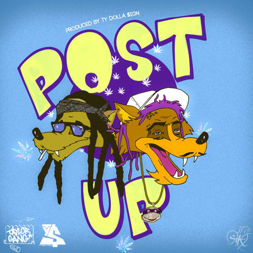 Wiz Khalifa & Ty Dolla $ign - Post Up