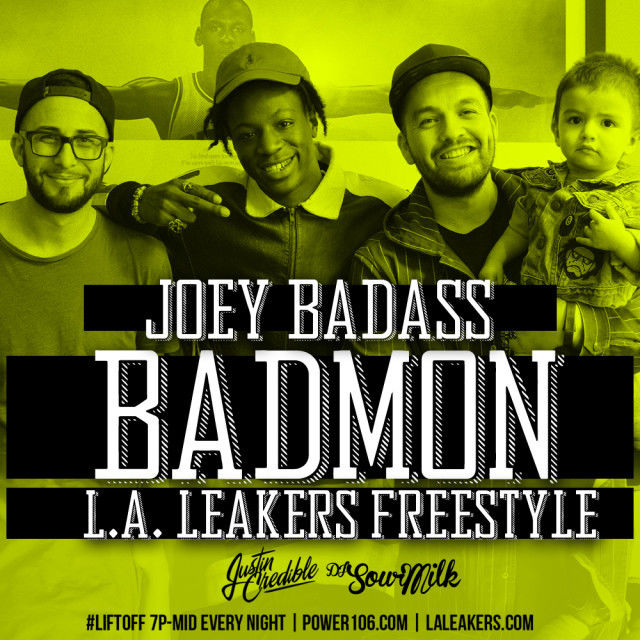 joey badass - badmon freestyle