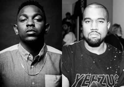 Kendrick Lamar Kanye West - all day remix