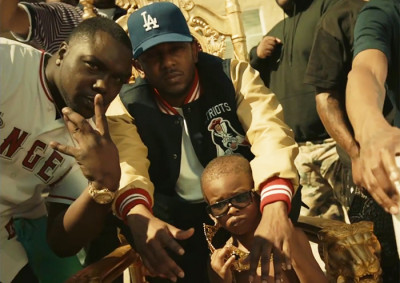 kendrick king kunta video